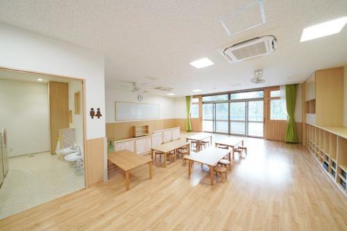 2階【3歳児保育室】