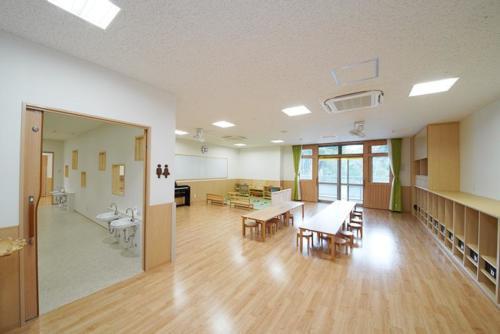 2階【4歳児保育室】