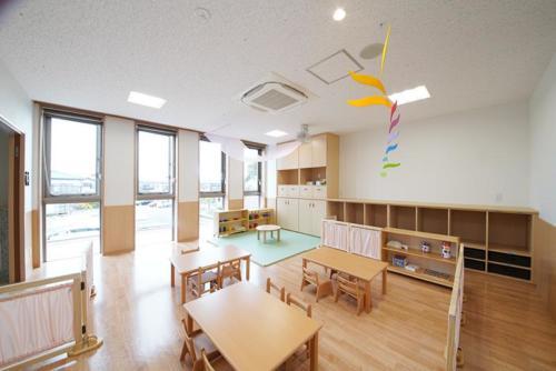 2階【一時預保育室】