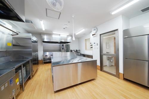 2階【調理室】